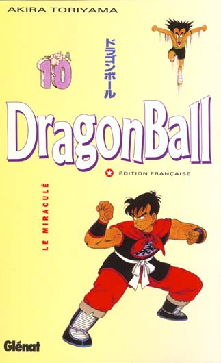 Dragon Ball T.10 ; Le Miracule