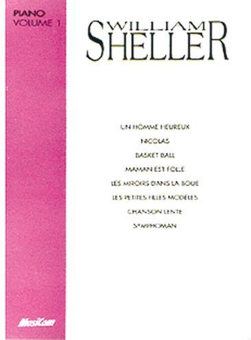 William Sheller ; piano t.1