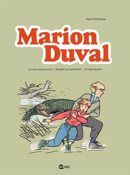 Marion Duval ; INTEGRALE VOL.2 ; T.4 A T.6
