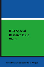 IFRA Special Research Issue Vol. 1  - Gafar .T. Ijaiya - Osisioma Nwolise - Rasheed Olaniyi - Paul Osifodunrin - Isaac Olawale Albert - Raji A. Bello - Asonzeh F.-K