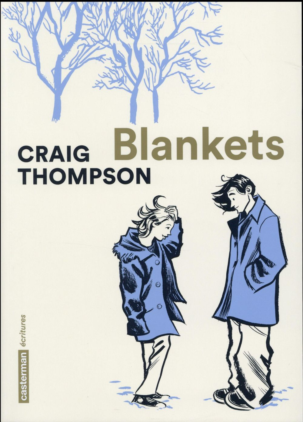 BLANKETS Thompson Craig