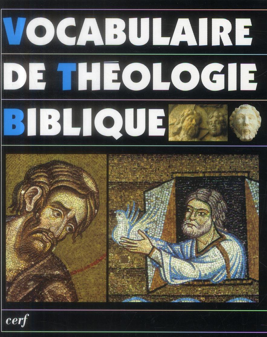 VOCABULAIRE DE THEOLOGIE BIBLIQUE