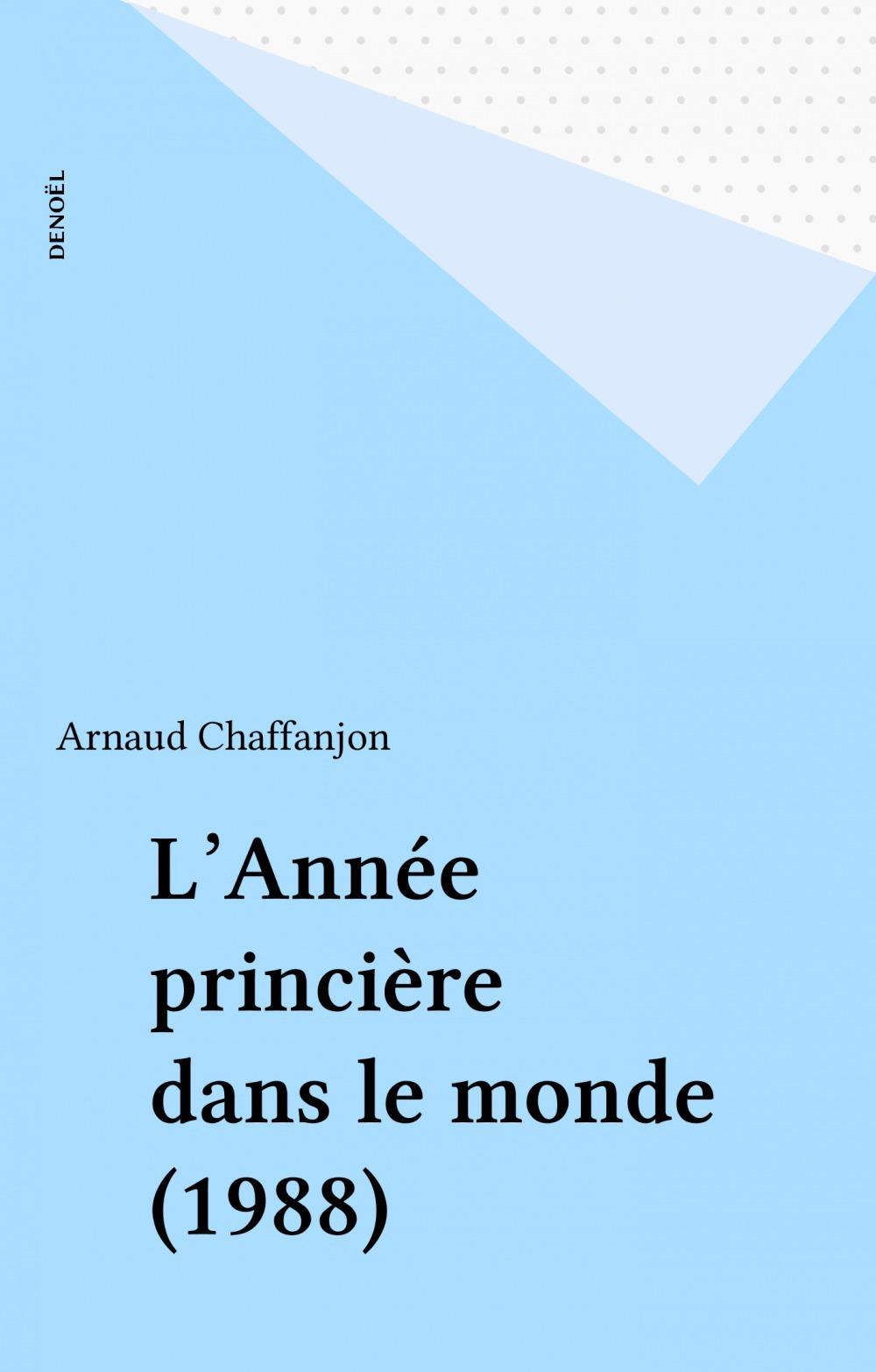Annee princ dan le mon 8 (annee princiere 88)