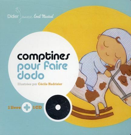 COMPTINES POUR FAIRE DODO COLLECTIF+HUDRISIER