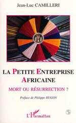 La petite entreprise africaine  - Jean-Luc Camilleri - Jean-Luc Camilleri
