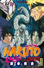 Naruto - Tome 61  - Masashi Kishimoto