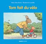 Vente Livre Numérique : Tom fait du vélo  - Elisabeth De Lambilly
