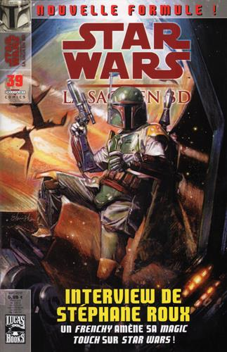 Star wars saga n.39