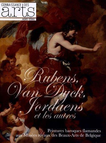 Connaissance des arts hors-serie ; le baroque flamand