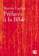 Vente Livre Numérique : Préfaces à la Bible  - Martin Luther