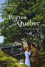 Vente Livre Numérique : Les Portes de Québec T3  - Jean-Pierre Charland