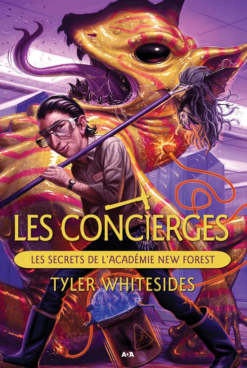 Les concierges  - Tyler Whitesides