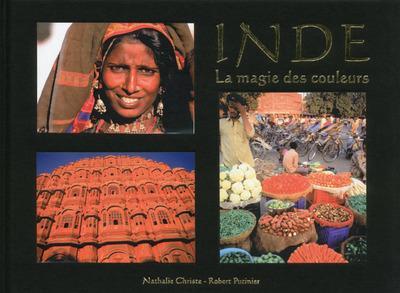 Inde, la magie des couleurs