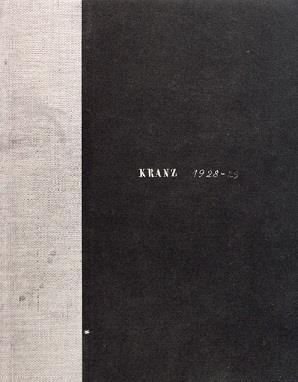 Kurt kranz schwarz : weiss/weiss : schwarz (paperback) /allemand