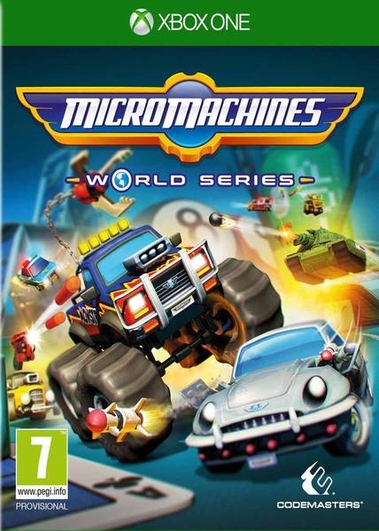 Micro Machines : World Series