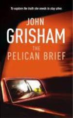 Vente Livre Numérique : The Pelican Brief  - Grisham John