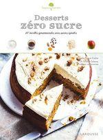 Vente Livre Numérique : Desserts zéro sucre  - Sophie Dupuis-Gaulier