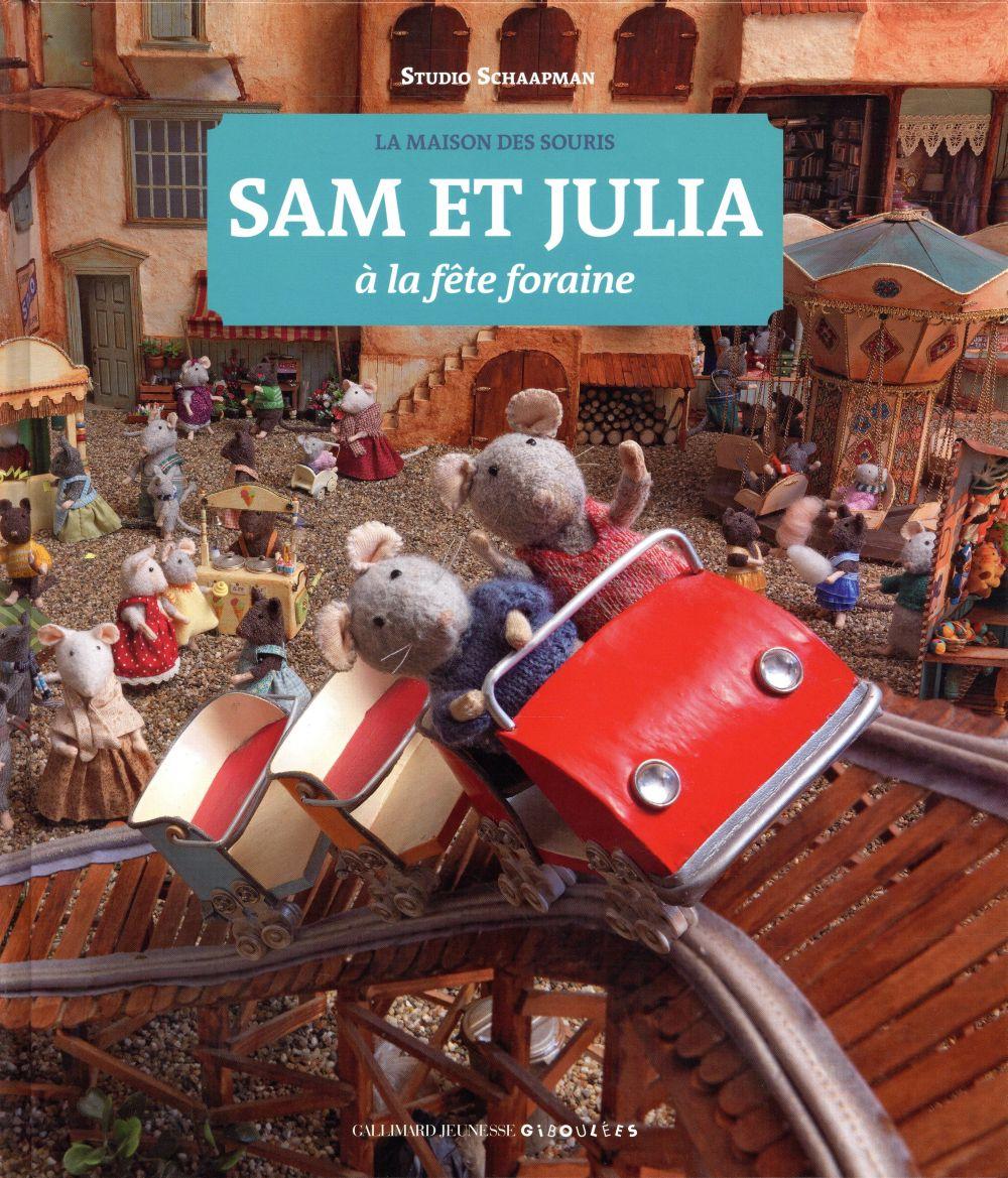 La maison des souris, 4 : sam et julia a la fete foraine