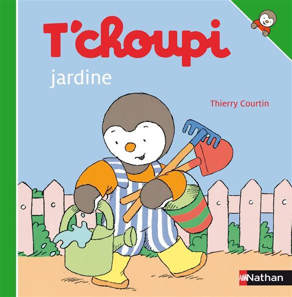 T'Choupi ; Jardine