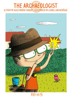 Vente EBooks : The Archeologist  - Alice BRIERE-HAQUET
