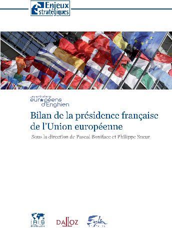 Bilan de la présidence française de l'Union européenne