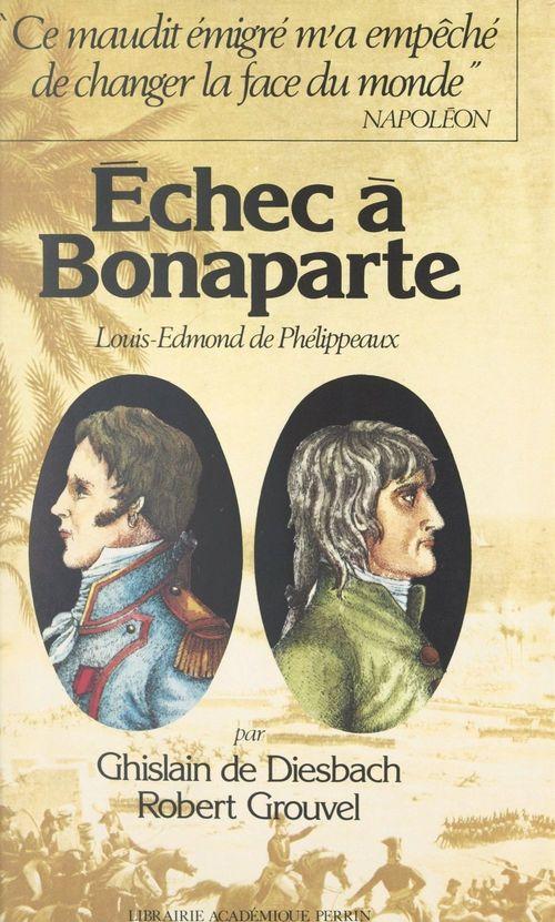 Échec à Bonaparte