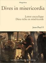Vente Livre Numérique : Dives in misericordia  - Jean paul ii