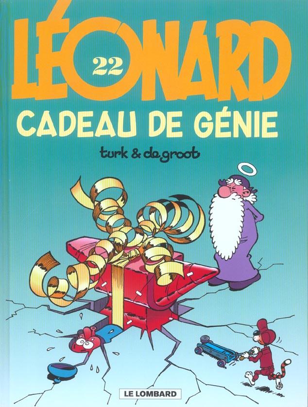 Léonard [Bande dessinée] [Série] (t.22) : Cadeau de génie