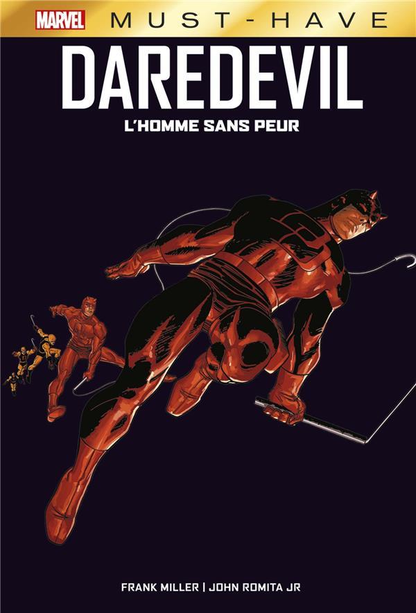 Daredevil ; l'homme sans peur