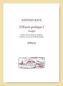 L'oeuvre poétique t.1 ; Sundgau
