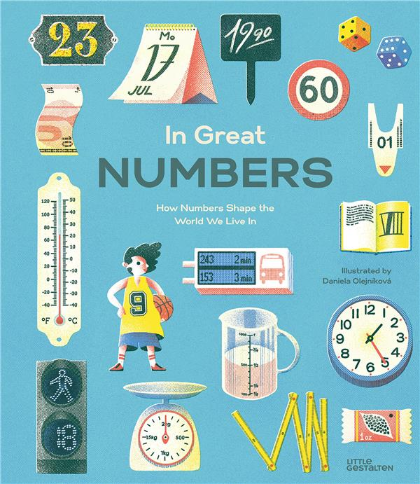 In great numbers ; how numbers shape thea world we live in