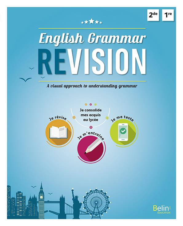 English grammar book ; a visual approach to understanding grammar