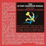 Vente AudioBook : Voix du Parti communiste français (1920-1994)  - Lénine - Eugène Pottier