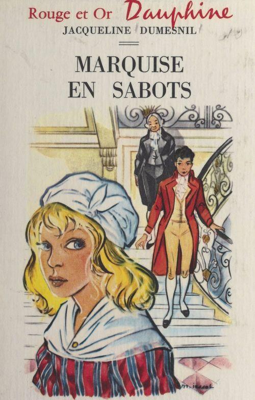 Marquise en sabots