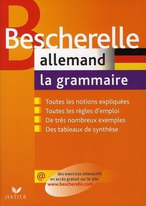 Bescherelle Allemand : La Grammaire