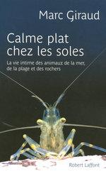 Calme plat chez les soles  - Marc Giraud