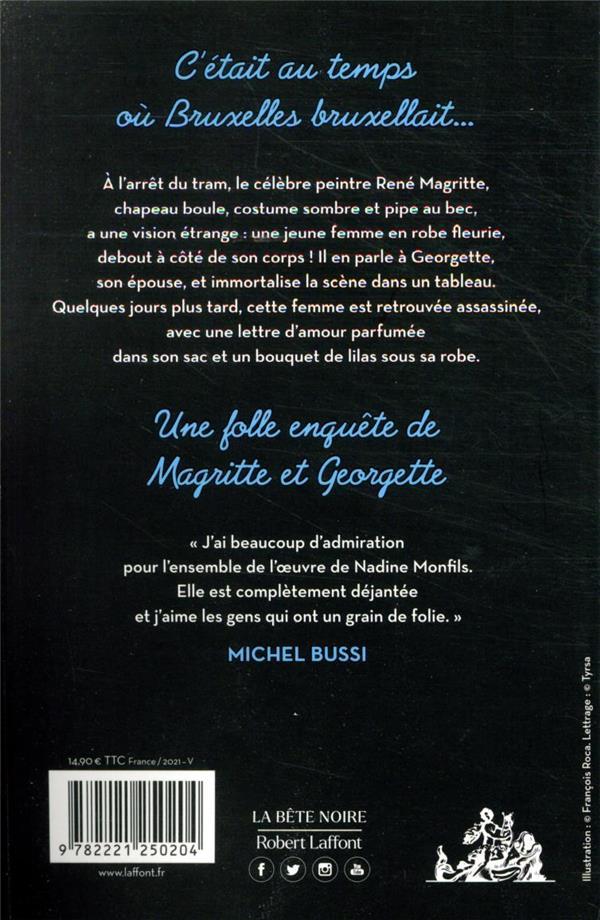 les folles enquêtes de Magritte et Georgette t.1 ; nom d'une pipe
