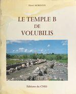 Le temple B de Volubilis