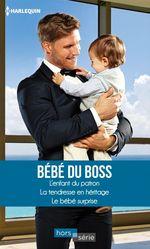 Vente Livre Numérique : Bébé du boss  - Susan Meier - Rebecca Winters - Teresa Carpenter