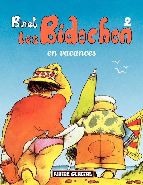Les Bidochon (Tome 2) - En vacances