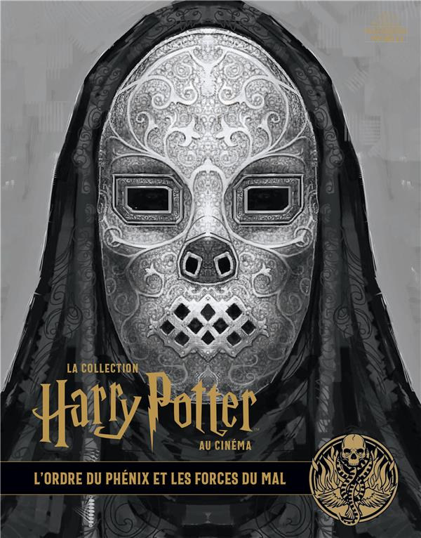 La collection Harry Potter au cinéma T.8 ; l'ordre du Phénix et les forces du mal