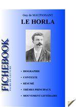 Fiche de lecture Le Horla