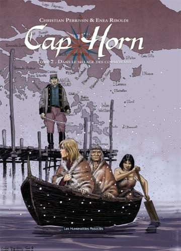 Cap Horn t.2 ; dans le sillage des Cormorans