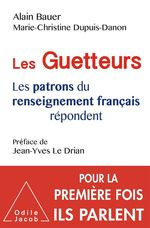 Vente EBooks : Les Guetteurs  - Alain Bauer - Marie-Christine Dupuis-Danon