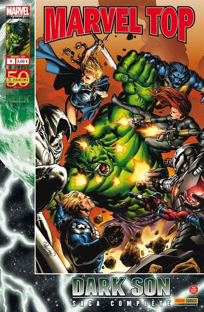 Marvel Top 04 : Hulk
