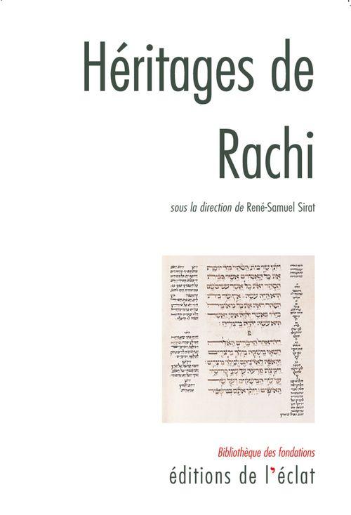 Heritages de rachi