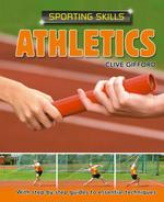 Vente Livre Numérique : Sporting Skills: Athletics  - Clive Gifford