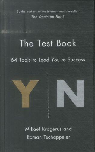 THE TEST BOOK - FIFTY TOOLS TO LEAD YOU TO SUCCESS
