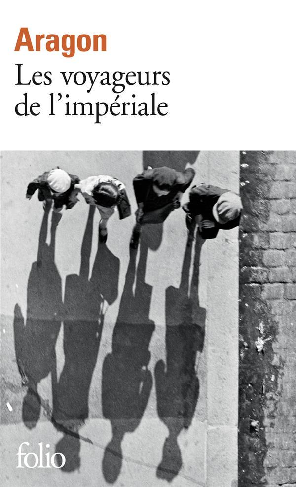 LES VOYAGEURS DE L-IMPERIALE