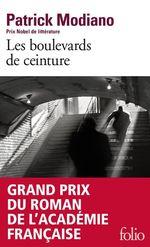 Vente Livre Numérique : Les Boulevards de ceinture  - Patrick Modiano